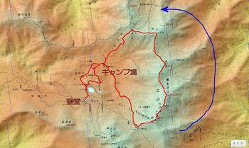 立山(雷鳥沢テント泊ルート)平面図.jpg